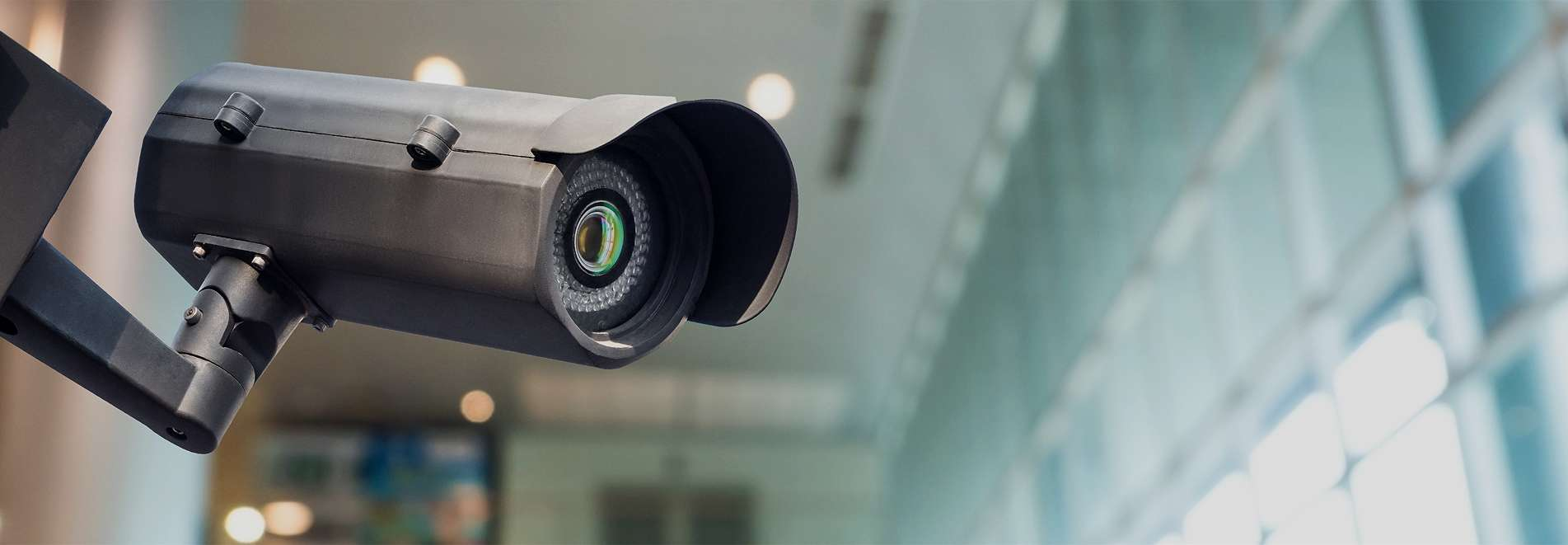 CCTV cameras, access control systems, wireless security