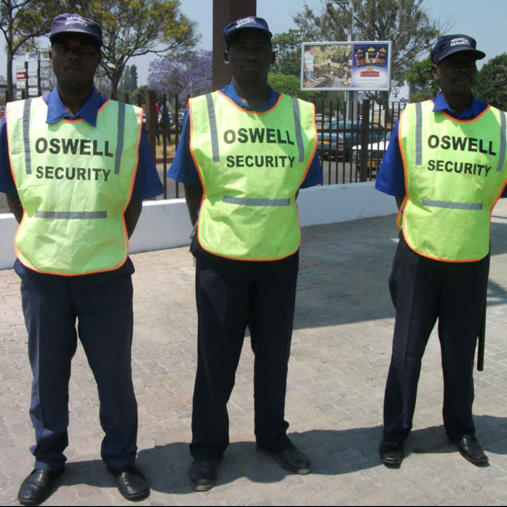 OswellSecurity.com is one of the leading private security firms throughout Harare and the Zimbabwe