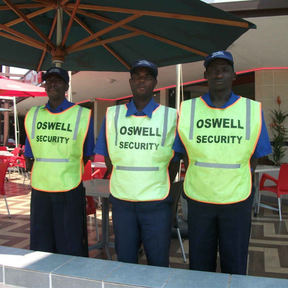 Oswell Security guarding services